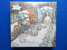 ALICE IN WONDERLAND TEA PARTY 1000 PIECE.ZIGSAW PUZZLE FLAME TREE NEW SEALED