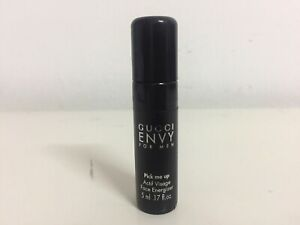 GUCCI ENVY For Men Face Energizer 5 ML/0.17 OZ New