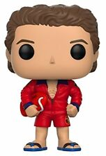 Flawed Box Baywatch Mitch Buchannon Pop Vinyl Figure Funko