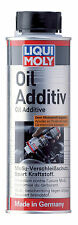Liqui Moly Oil Additiv 200ml 1012 MoS2 Öl creates a heavy-duty lubricant film