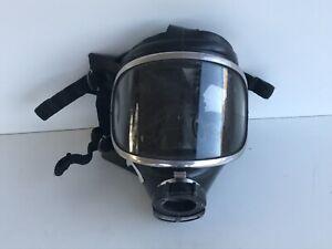 DRAGER PANORAMA NOVA SCBA Gas Mask Full Face Respirator #2