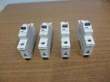 Lot of 5 ABB VDE 0660 Circuit Breaker S281 UC Z50A