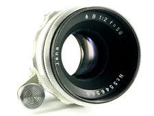 CARL ZEISS JENA BIOTAR Objektiv Lens 2/58 Exakta
