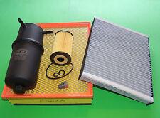 gr. Filtersatz Filterset Inspektionspaket VW Amarok 2H, 2.0 TDI (90-132kW)