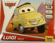 Zvezda Disney Pixar Cars Luigi snap Together Kit 2016