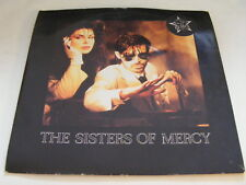 THE SISTERS OF MERCY Dominion   WEA 1988 UK P/S 7""