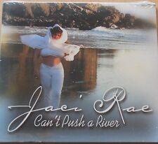 Jaci Rae-Can 't push a river-CD nuevo & OVP