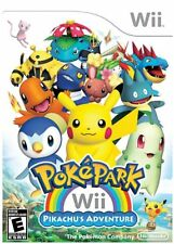 NEW PokePark Wii: Pikachu's Adventure (Nintendo Wii, 2010) SEALED