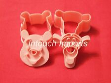 New Winnie The Pooh & Tigger Mould Cookie Cutters Sugarcraft Cake Decorating