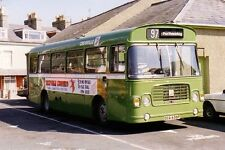 Crosville SLL636 Porthmadog Bus Photo Ref P1122