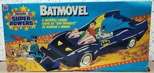 Vintage Estrela 1986 D.C. Batman, Super Powers Brazil, Batmovel (Batmobile)