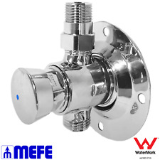 "Foot / Knee-Operated Push Valve 1/2"" Wall Mounted (CAT 67D)"
