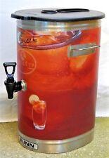 BUNN Commercial, Restaurant TDO-4 Iced Tea Dispenser, 4 Gallon , Used
