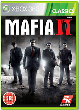 Xbox 360 - Mafia II (2) Original Release **New & Sealed** Official UK Stock