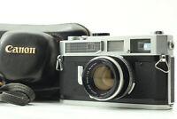 【 Exc+3 】 Canon Model 7 Rangefinder Camera w/ 50mm f/1.8 L39 Mount Lens JAPAN 87