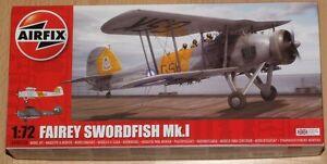 Airfix A04053A 1:72 Bausatz Fairey Swordfisch Mk.I