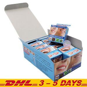 12x 25g. Prim Perfect Thai Herbal Clove Toothpaste Anti Bacteria Whitening Teeth