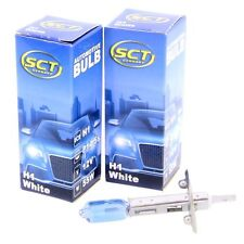 2x SCT H1 White Plasma Halogenlampe Leuchte 12V 55W Glühlampe LED Xenon