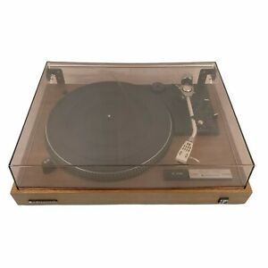 Vintage KENWOOD Direct Drive Turntable Record Player Model KD-5033