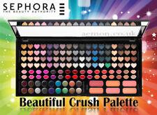 Sephora Beautiful Crush Makeup Palette eyeshadows blushes lipsticks  Blockbuster
