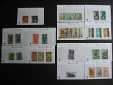 Sales Card hoard breakdown ITALY all different,unverified part 10 of 10