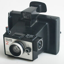 POLAROID SQUARE SHOOTER 2 INSTANT FILM CAMERA AS IS