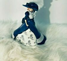 """""""Fiona� Figurine From The Hamilton Blue Willow Lady Collection"""
