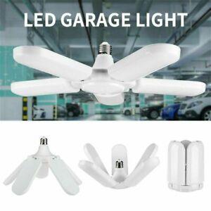 150W Deformable LED Garage Light 30000LM Bright Shop Ceiling Lights Fixture Bulb