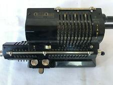Original Odhner mechanical calculator
