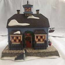 Chowder House Department 56 #56571 New England Village Series Vtg 1995