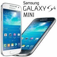 Brand NEW SAMSUNG Galaxy S4 Mini i9195 Smart Phone 8GB Black White Unlocked LTE