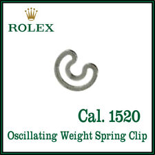 ♛ ROLEX Oscillating Weight Spring Clip, Swiss Made, Part No 7911 For Cal. 1520 ♛