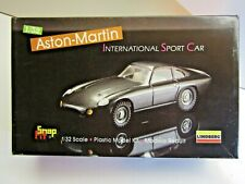 Lindberg 1:32 Scale Aston-Martin Zagato Model Kit - New - Kit # 2117