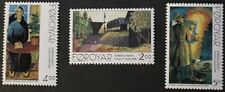 50th anniversary of Nordic artists association stamps, 1995, Faroe Islands, MNH