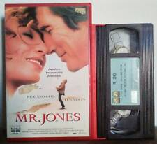 VHS FILM Ita Romantico MR.JONES richard geere lena olin no dvd(VHS11)