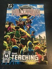"""Millennium#5 Incredible Condition 9.2(1987)""""Week 5"""" The Teaching"""