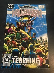 "Millennium#5 Incredible Condition 9.2(1987)""Week 5"" The Teaching"