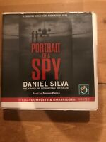 Daniel Silva - Portrait of a Spy 10CD AudioBook unabridged 11+ hrs Gabriel Allon