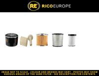 Volvo ECR28 Filter Service Kit - Air, Oil, Fuel Filters