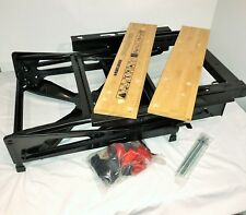 Black & Decker Workmate 550 Work Bench Vertical Clamp Dual Height  Never Used