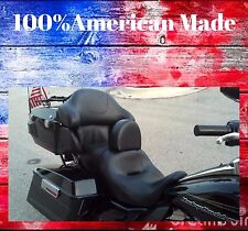 Harley Davidson Motorcycle Drivers Backrest for Ultra Classic Adjustable F/B