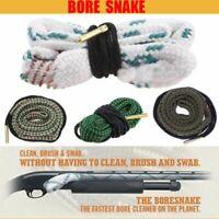 friction nettoyant d'armes bore serpent brosse la corde de nettoyage du fusil