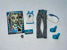Monster High Frankie Stein Dead Tired Clothes and Accessories