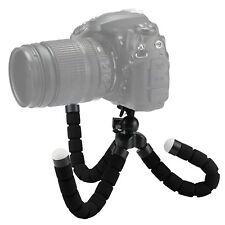 Snap and Wrap 360° Rotating Ball Head Tripod Mount Flexible Camera Smartphone