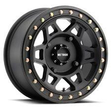 14x7 Black Wheel Method MR405 4x156 13 4+3 UTV RZR