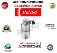 Denso Aria Condizionata Ricevitore Essiccatore OE: 1HO820191A per VW Caddy Lupo