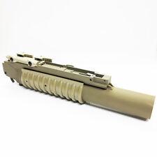 Airsoft G&P Quick Lock QD 40mm M203 Launcher ( Long ) GP-GRE009L Dark Earth