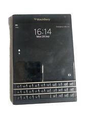 BlackBerry Passport - 32GB - Black (Vodafone ) Smartphone