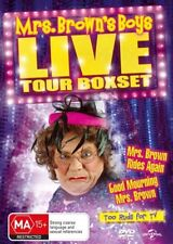 Mrs Brown's Boys LIVE Tour Boxset Brown Rides Again/ Good Mourning DVD Browns