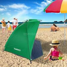 Pop Up Beach Canopy Sun Shade Shelter Outdoor Camping Fishing Tent Mesh N7C9